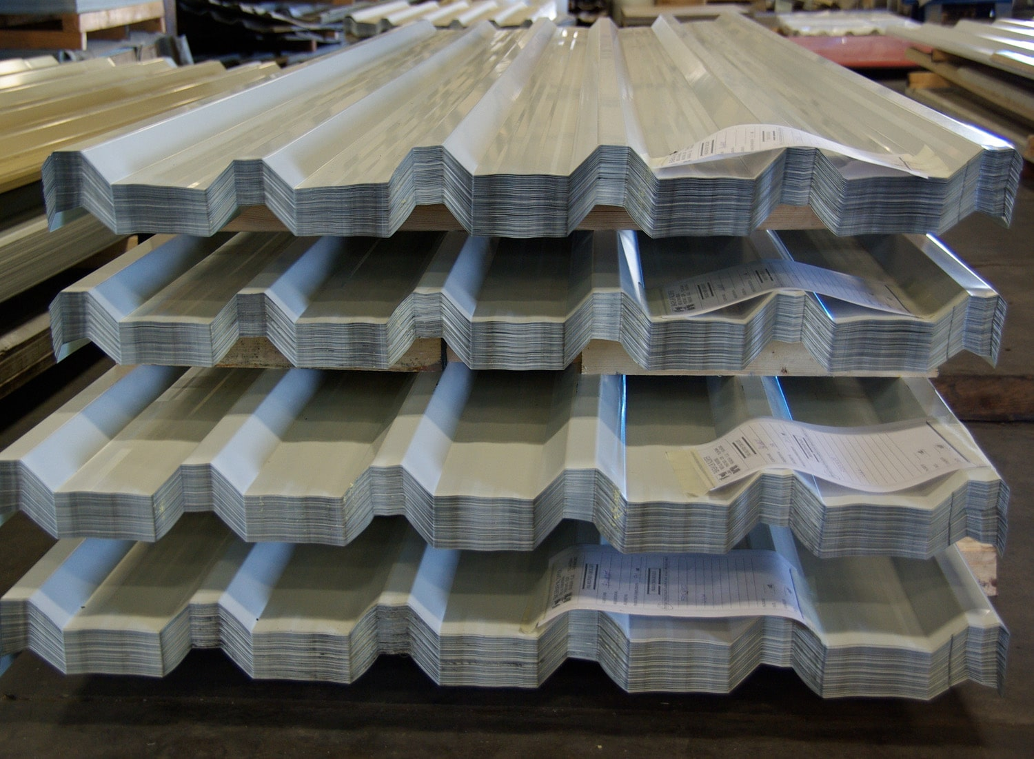BAZ Metal Industry – Profile Sheet Purlins Sandwich Panels