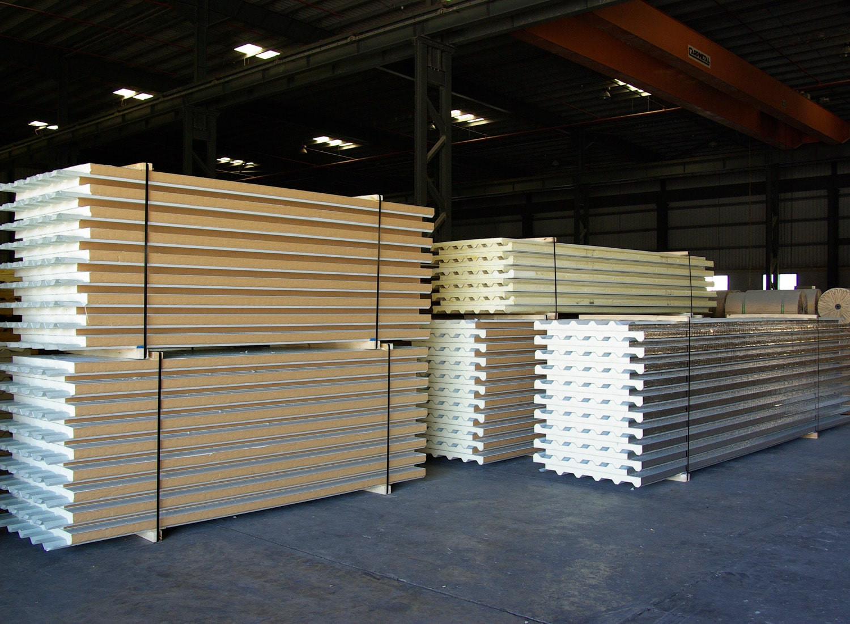 BAZ Metal Industry – Profile Sheet Purlins Sandwich Panels